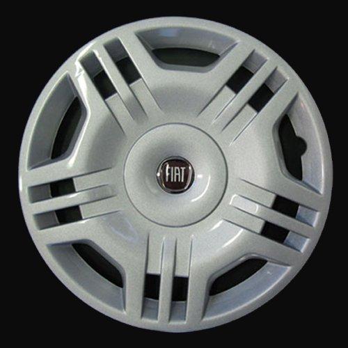 Set van 4 nieuwe wieldoppen voor FIAT Punto 2 1999-2010 met originele velgen van 14 inch