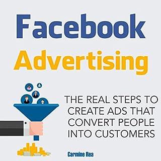 Facebook Advertising audiobook cover art