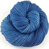 Manos Del Uganda Alegria Pelote de laine teinte à la main 100 g A2419 Blueberry