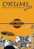 Drums Easy, Bd.1 - Tom Hapke