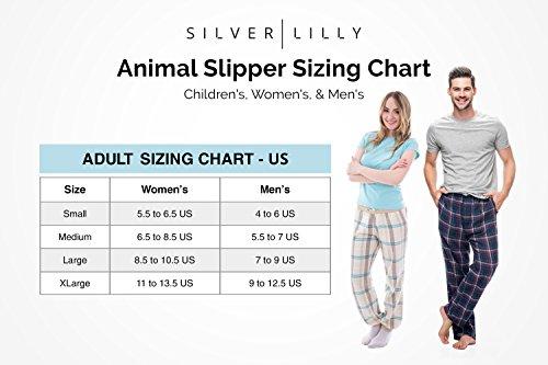 Silver Lilly Corgi Slippers – Plush Welsh Corgi Dog Slippers w/Platform