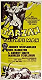 Tarzan The Ape Man Movie Poster Masterprint (27,94 x 43,18
