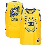 adidas Stephen Curry Golden State Warriors Hardwood Classics Swingman Jersey (XL)