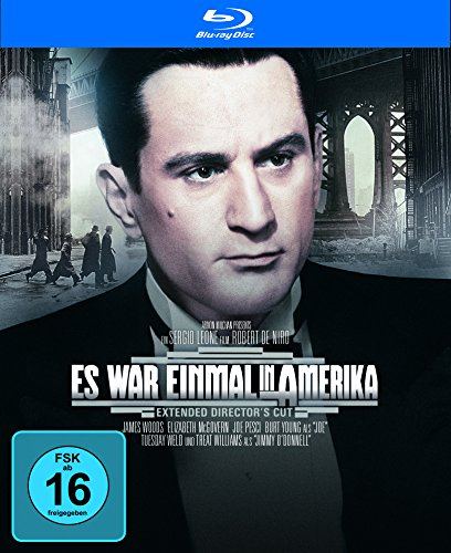 Es war einmal in Amerika - Extended Edition [Blu-ray] [Director's Cut]