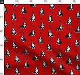 Hund, rot, Welpe, rot, Hunde, Berner Sennenhund Stoffe -