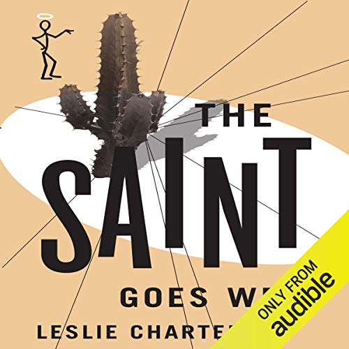 The Saint Goes West cover art