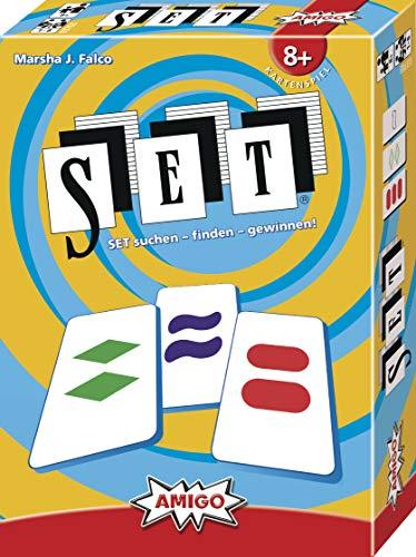 Set: AMIGO - Kartenspiel