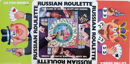 Russian Roulette Game