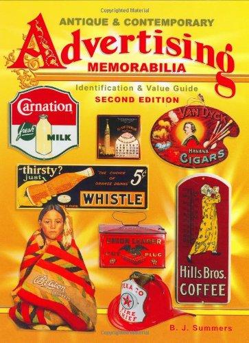 Antique & Contemporary Advertising Memorabilia, Identification & Value Guide, 2nd Edition
