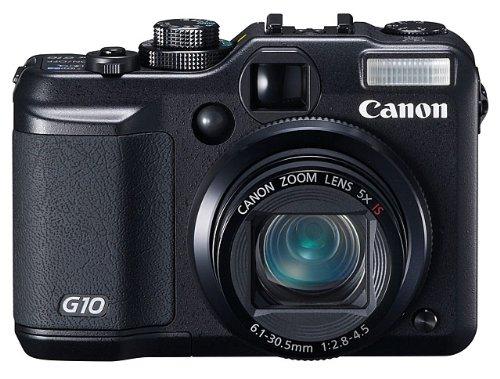 Canon PowerShot G10 - Cámara Digital Compacta 14.7 MP