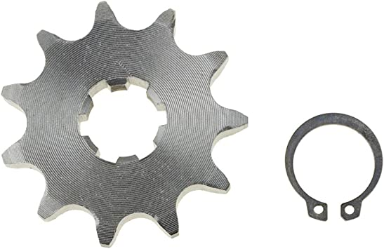 428 10T 17mm Engine Sprocket Chain Wheel 125cc ATV QUAD Dirt Bike
