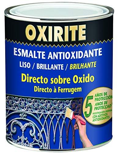 Xylazel M58134 - Oxirite liso brillante negro 750 ml