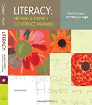 Literacy: Helping Students Construct Meaning by Cooper, J. David, Kiger, Nancy D. (February 4, 2008) Paperback
