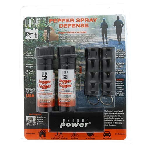 UDAP Pepper Spray Defense Jogger ~ New