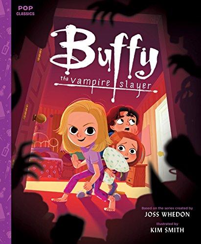 Buffy The Vampire Slayer: A Picture Book: 5 (Pop Classics)