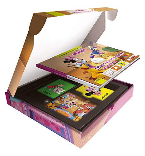Mickey y los superpilotos. Huevaxperante - Cuento con pictogramas / Editorial GEU / Facilita y fomenta la lectura / A partir de 3 años / Con tarjetas