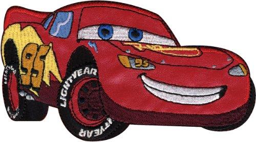 Disney Cars Hand Stitched Applique-McQueen 5-1/2'x3' 1/Pkg