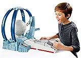 Mattel Hot Wheels DHH82, Star Wars Carrera revolución en la Estrella de la Muerte