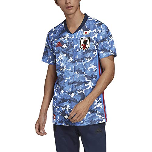 adidas 2020-21 Japan Home Jersey - Blue M