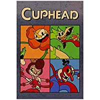 CUPHEAD ポストカード(7) ボス