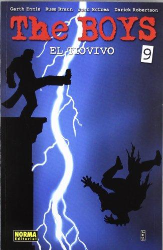 THE BOYS 9  EL TIOVIVO (CÓMIC AMERICANO)