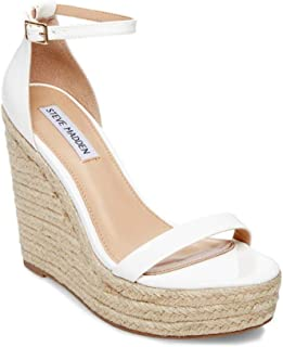 Women's Survive Leather Ankle-High Wedged Sandal