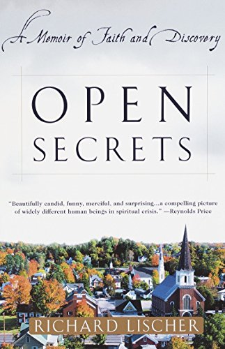 Open Secrets: A Memoir of Faith and Discovery