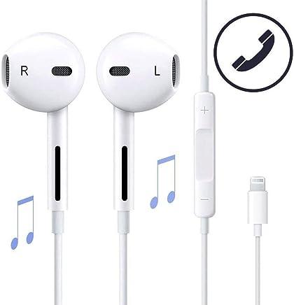 Earbuds, Microphone Earphones Stereo Headphones Noise...