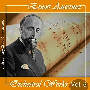 Respighi - Dukas - Korsakov- Stravinsky - Martin: Orchestral Works, Vol. 6