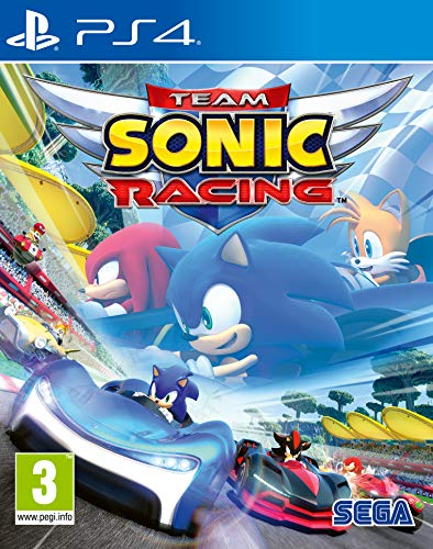 Team Sonic Racing [Playstation 4] [PEGI-AT]