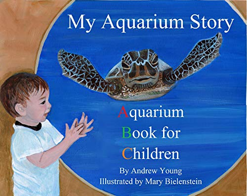 My Aquarium Story: Aquarium Book for Children (English Edition)