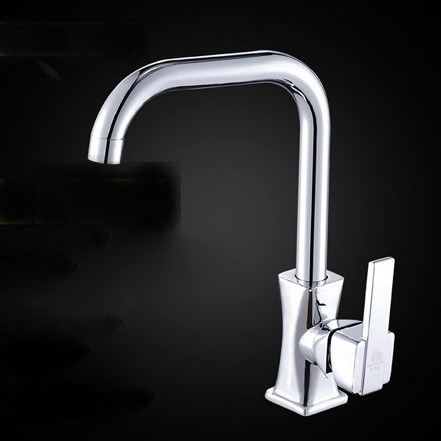 Gyps Faucet Basin Mixer Tap Waterfall Faucet Antique Bathroom Kitchen faucet and cold water tap to wash dishes slot basin basin with two full copper KITCHEN FAUCET Bathroom Tub Lever Faucet