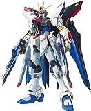 Bandai Hobby Strike Freedom Gundam Seed Destiny Mobile Suit Model Kit (1/100 Scale)