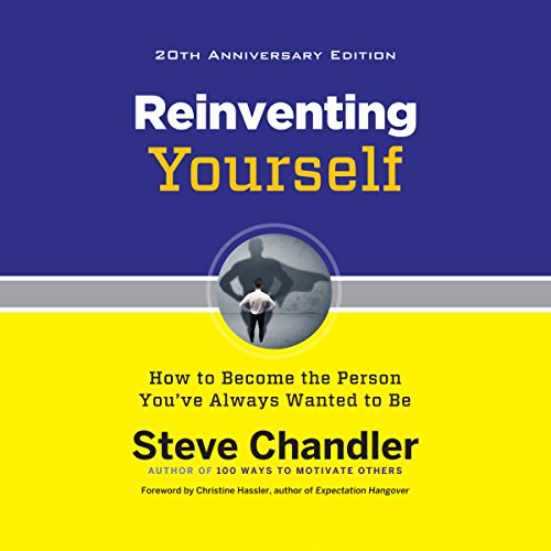 Reinventing Yourself, 20th Anniversary Edition audiobook cover art
