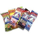 551 アイスキャンデー アソートセット 定番6種各1本(ミルク・アズキ・チョコ・フルーツ・抹茶・パイン) (6本セット)