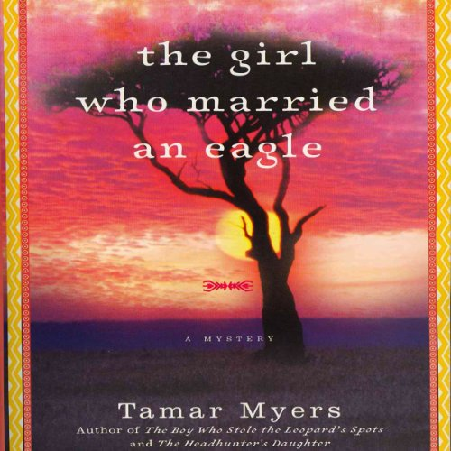 The Girl Who Married an Eagle audiobook cover art