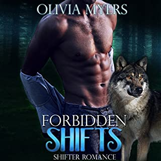 Forbidden Shifts audiobook cover art