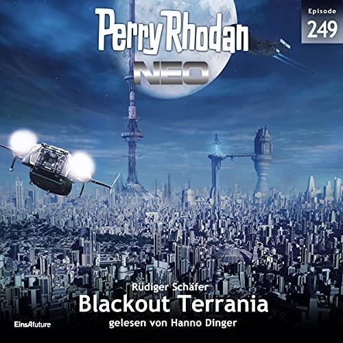 Blackout Terrania Titelbild