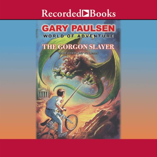 The Gorgon Slayer audiobook cover art