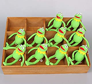 TANGGOOO Cartoon Frog Plush Pendant with Keychain Cute Mini Frog Stuffed Animals 17 cm Boy Must Haves Friendship Gifts Childrens Favourites Toddler Superhero Unboxing
