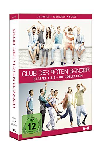 Staffel 1+2 Collection (6 DVDs)