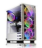 ADMI Gaming Desktop PC: i5 9400F 4.1Ghz CPU, Nvidia GTX 1660 6GB, 8GB