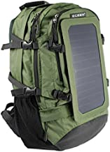 ECEEN Solar Backpack 7 W Solar Panel Charger for Smart Cell Phones
