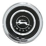KNS Accessories KC9203 Emblem (1964 Impala Horn Button), 1 Pack