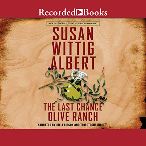 The Last Chance Olive Ranch audiobook cover art