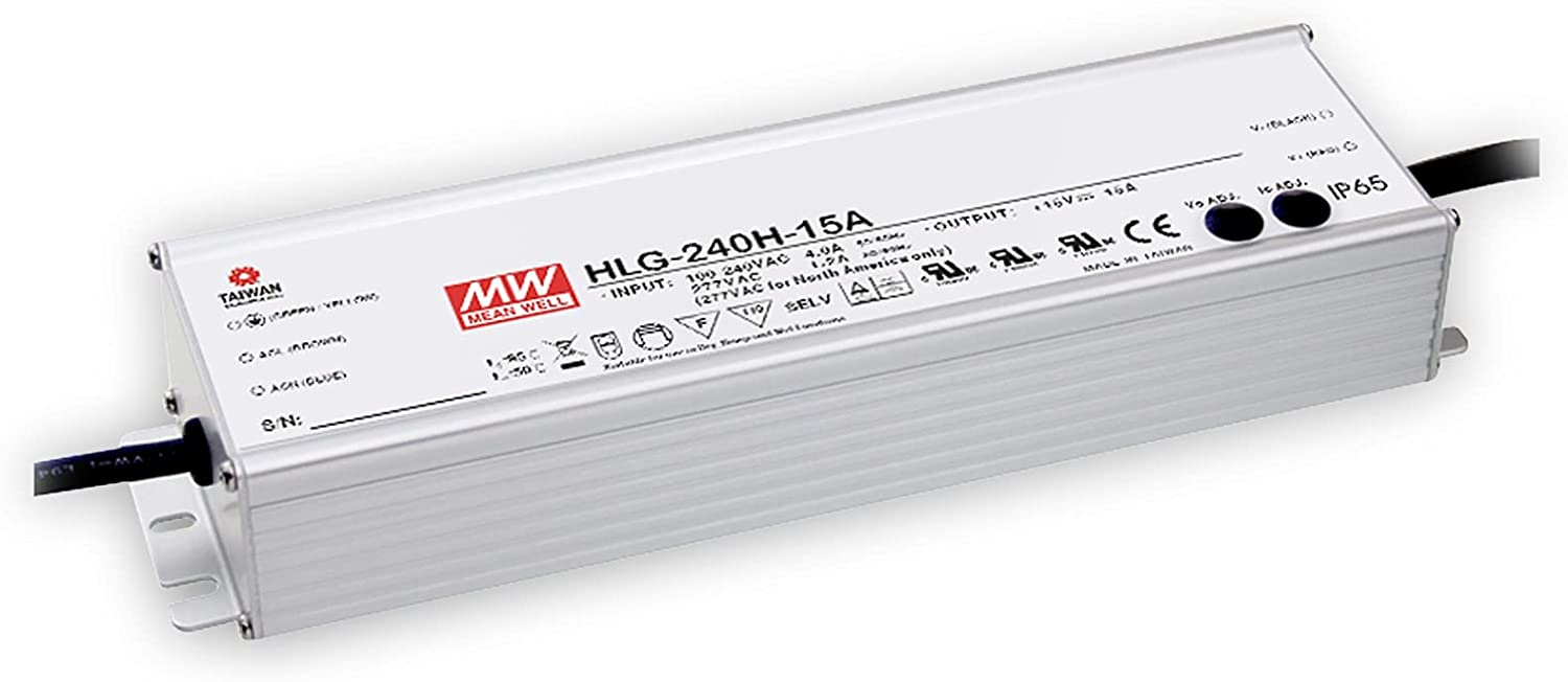 Mean Well HLG-240H-24B AC to sale Power Supply Max 49% OFF DC
