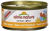 almo nature Mega Pack - Pollo y atún 6 latas de 70 g