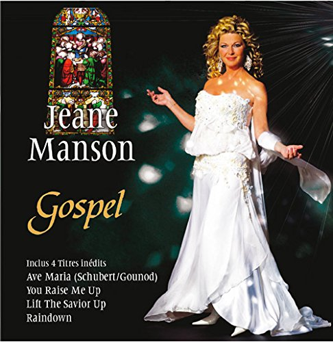 CD Jeane Manson Gospel
