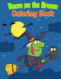 Room on the Broom Coloring Book by Ciparum llc (2015-10-03)
