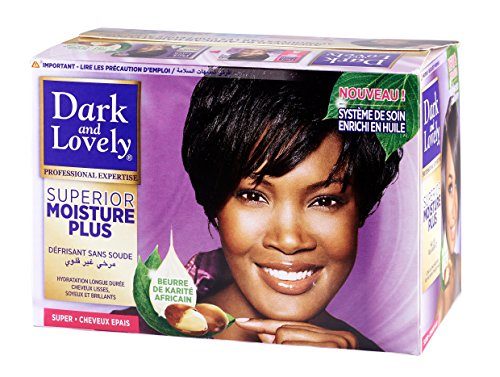 D&L MOISTURE PLUS RELAXER SUPER
